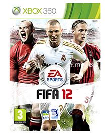 EA - Fifa 12 Xbox 360