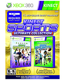 Microsoft - Kinect Sports Ultimate Collection Xbox 360