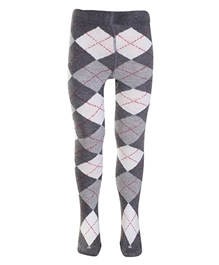 Mustang Orchid - Printed Tights