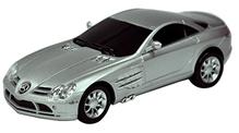 Dickie - Remote Control Mercedes SLR MC Laren Silver Car