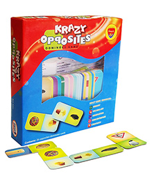Edupark - Krazy Opposite Dominoes Game