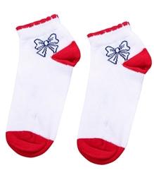 Cute Walk - Bow Print Socks