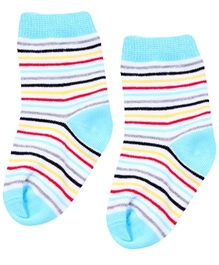 Cute Walk - Stripes Print Socks