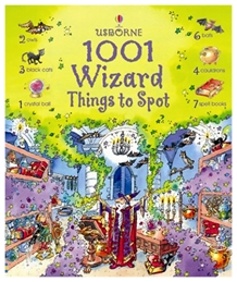 Usborne - 1001 Wizard Things to Spot