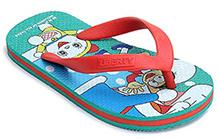 Footfun - Doremon Print Flip Flop