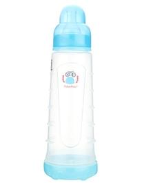 Fisher Price Anti Colic Feeding Bottle Blue 250 Ml 6 Months +, BPA Free Anti Colic Feeding Bottle
