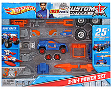Hotwheels Full Force Custom Motors