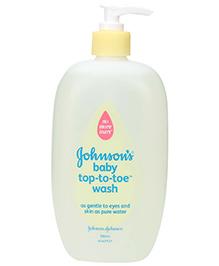 Johnson's Baby Top To Toe Wash  500 ml
