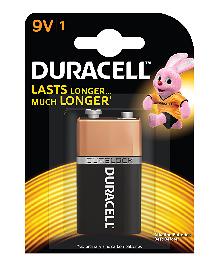 Duracell 9V Singles Battery