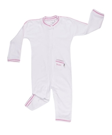 Buzzy - Front Velcro Opening Romper