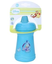 Winnie the Pooh ABC No Spill Trainer Tumbler Blue 160 ml