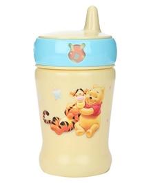 Winnie the Pooh Carousel Non Spill Tumbler 250 ml Blue