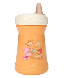 Winnie the Pooh ABC Trainer Tumbler Orange 160 ml