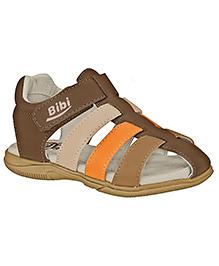Elefantastik Sandals with Designer Strap and Velcro Closure