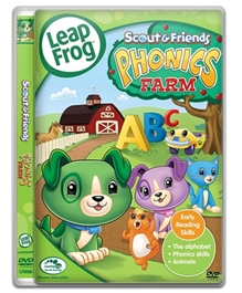Leap Frog - Number Land DVD