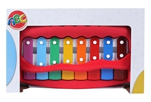 ABC My First Piano Toy Red