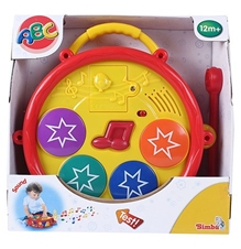 Simba Play And Learn Baby Musical Drum