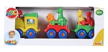 Simba - ABC Pull Along Train Toy