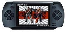 Sameo - Wonder Boy Gaming Console Hand Held Portable Black