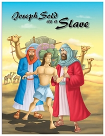 Pegasus Joseph Sold As A Slave Story Book - English
