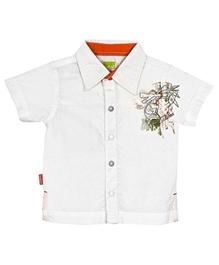 Kushies Baby - Casual Half Sleeves Shirt