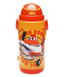 Disney - Yellow Pixar Planes Sipper Bottle 500 ML