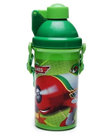 Disney - Green Pixar Planes Sipper Bottle 300 ML