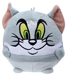 Tom and Jerry Beanie Ballz - Tom the Cat