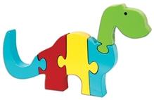 Skillofun - Take Apart Large Dinosaur Wooden Puzzle