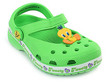 Tweety - Back Strap Clog