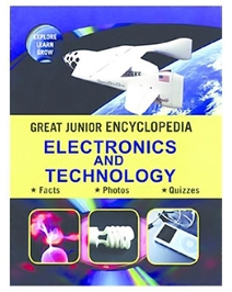 Shree Book Centre - Great Junior Encyclopedia Electronics And Technology
