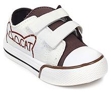 Cute Walk - Velcro Strap Canvas Shoes