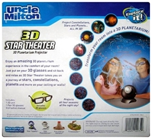 Uncle Milton - 3 D Star Theater Projector