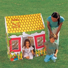 Bestway - Yellow Cottage Play House