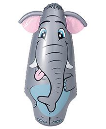 Bestway - Grey Elephant Print Bop Bags