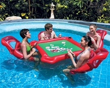 Bestway - Texas Hold em Pool Poker