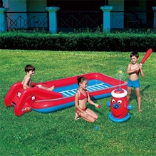 Bestway - Interactive Fire Truck Play pool