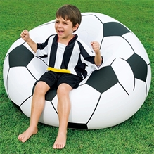 Bestway - Beanless Soccer Ball Inflatable Chair