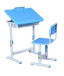 Playwell - Adjustable Study Table Blue