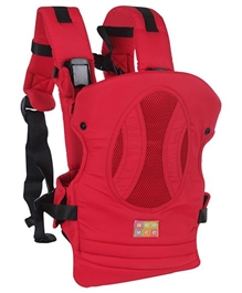 Mee Mee Four Way Baby Carrier - Red