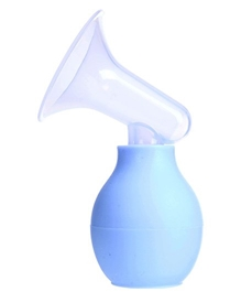 Mee Mee - Compact Breast Pump Blue