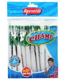 Reynolds - Champ Ball Pen Green