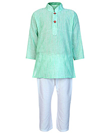 Baby Hug - Ethnic Wear Kurta And Pajama Set