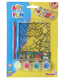 Simba Art And Fun Sun Catcher - Plastic Water