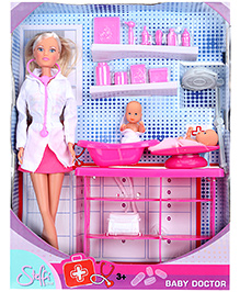 Steffi Love Baby Doctor 3 Years+, 32 Cm, A Fun And Engaging Doll Set For Your Girl
