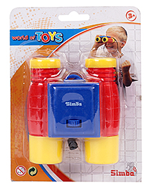 Simba World Of Toys Plastic Deluxe Binocular