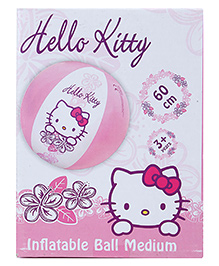 Hello Kitty Inflatable Ball - Medium