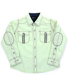 Quarter Spoon - Casual Full Sleeves Shirt