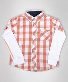 Quarter Spoon - Full Sleeves T-Shirt Style Shirt