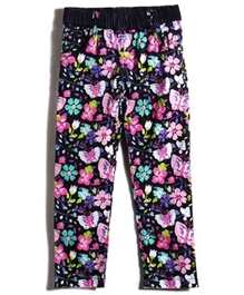 Barbie - Floral Print Leggings